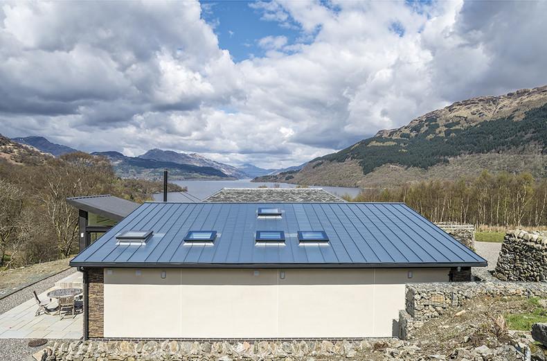 loch lomond roof windows