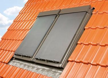 External Blinds for Roof Windows