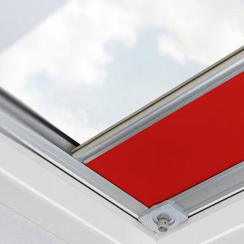 Flat Roof Skylight Blinds - Internal