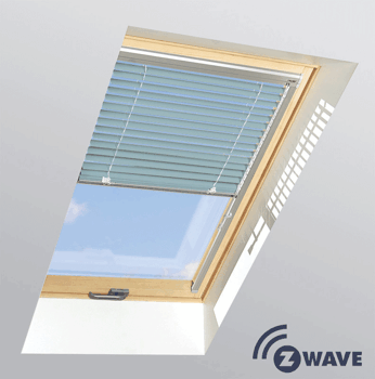 Z-Wave Electric Roof Window Blinds
