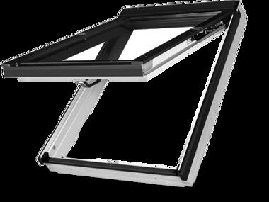 White Acrylic preSelect Windows