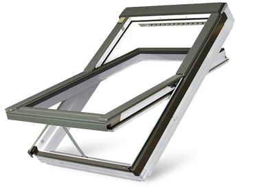Z-Wave Electric Windows in White Acrylic