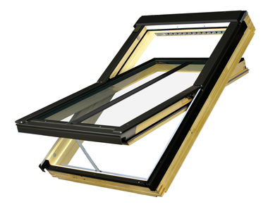 Conservation Style Z-Wave Electric Windows