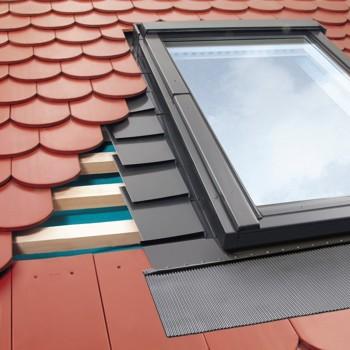 Plain Tile Flashing