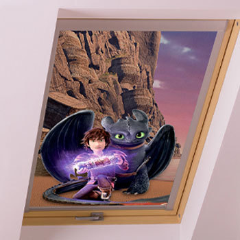 ARF Dreamworks Blackout Blinds for Roof Windows