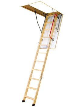 FAKRO Komfort Economy Wooden Loft Ladders - LWK