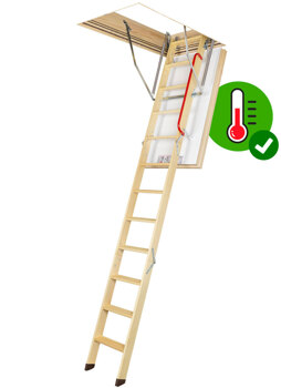 LWT Wooden Loft Ladder