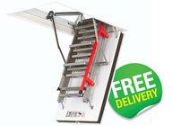 LMF Fire Resistant Metal Loft Ladders