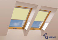 ARP Z-Wave Electric Dimming Blinds for Roof Windows