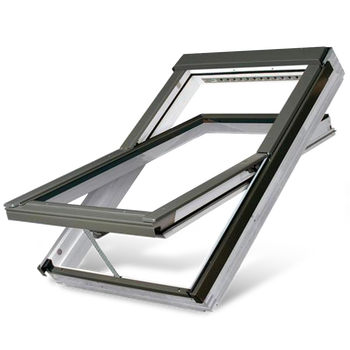 Z-Wave Electric Windows with White PU Finish