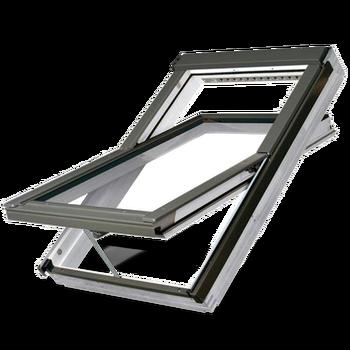 White Polyurethane Electric Windows