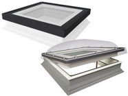 Flat Roof Skylight Windows