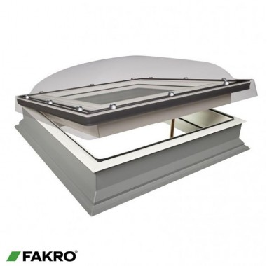 Domed Flat Roof Window