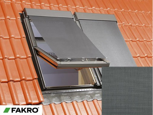External Awning for Roof Window