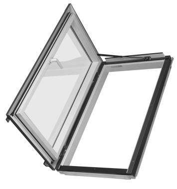 Side Hung Escape Roof Window