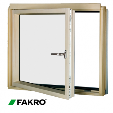 White Polyurethane Tilt and Turn L-Shaped Combination Window
