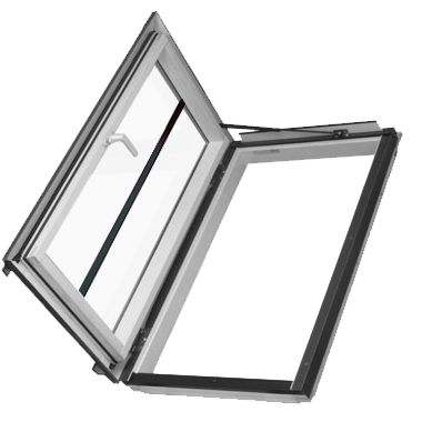 Side Hung FWR Escape Window