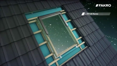 ThermoPro Roof Window - Fakro