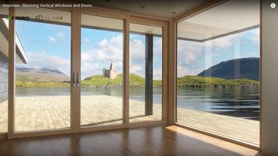 Innoview Vertical Windows and Doors - Fakro
