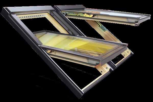 Homepage - roof windows